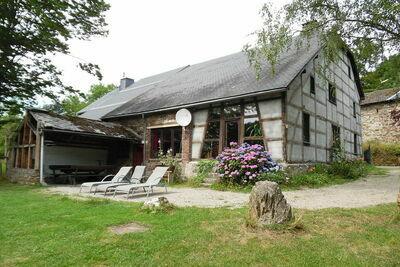 Luxueux gîte à La Venne, sauna et hammam, près des Hautes-Fagnes