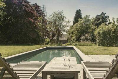 Magnifique gîte avec piscine privée dans les Ardennes