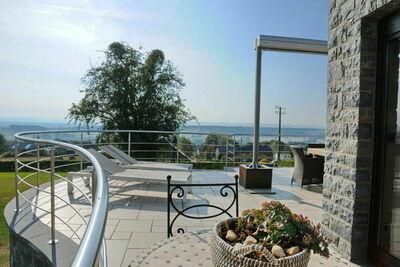 Maison de vacances moderne avec sauna à Somme-Leuze