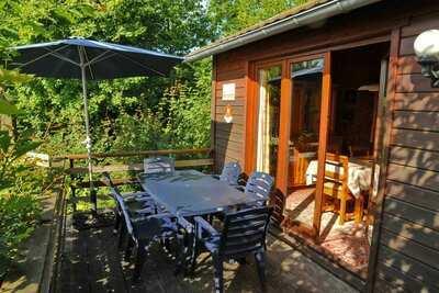 Superbe maison de vacances à Somme-Leuze avec terrasse