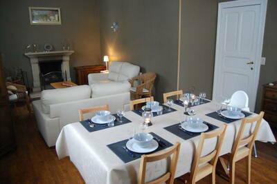 Maison de vacances en pierre à Dinant avec terrasse privée