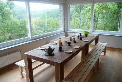 Maison de vacances cosy avec terrasse à Falaen