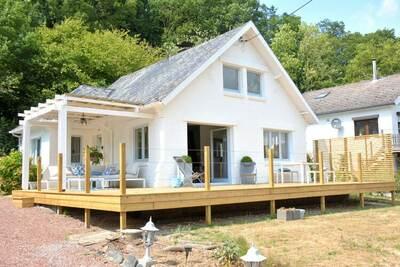Maison de vacances moderne à Waulsort avec terrasse