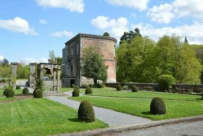 Belle maison de vacances à Winenne avec jardin
