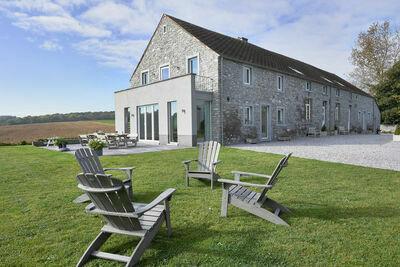 Maison de vacances de luxe à Mettet avec une piscine intérieure et un sauna