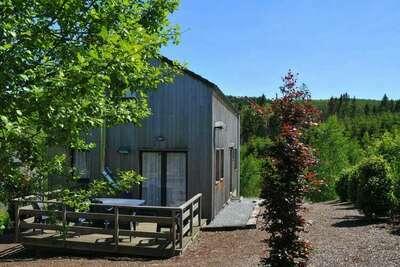 Maison de vacances moderne avec sauna à Houffalize