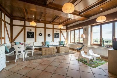 Maison de vacances spacieuse à Gouvy avec jardin