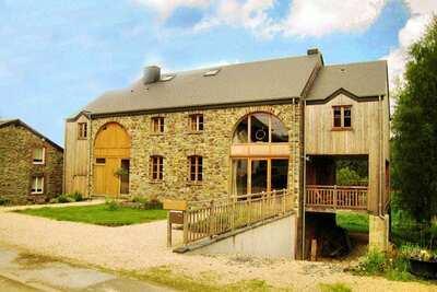 Maison de vacances Heritage à Sart avec sauna et jacuzzi