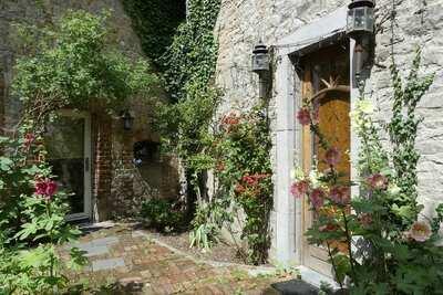 Grande maison de vacances, jardin près de la forêt à Durbuy