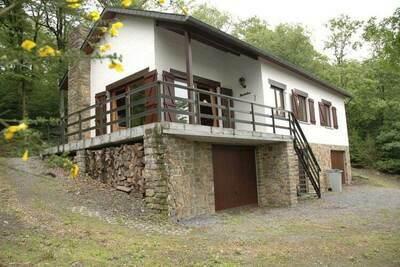 Maison de vacances confortable à Durbuy avec barbecue