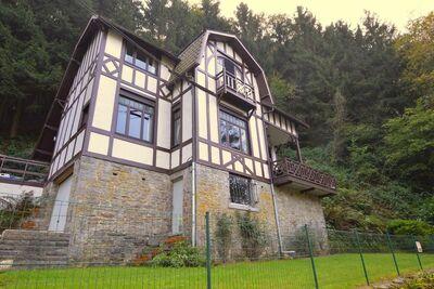 Maison de vacances cosy près d'une forêt dans les Ardennes