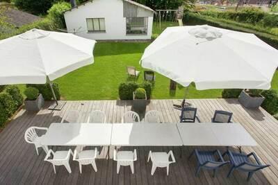 Maison de vacances spacieuse avec jardin privé à Nassogne