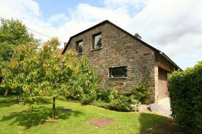 Maison de vacances confortable à Lesterny avec vue magnifique