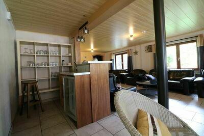 Chalet somptueux avec sauna à Manhay