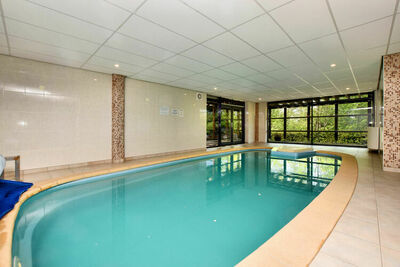 Maison de vacances de luxe dans les Ardennes avec sauna