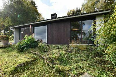 Maison de vacances panoramique à Tenneville près du lac