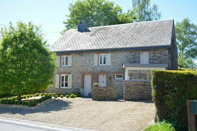 Maison de vacances de charme dans les Ardennes avec sauna