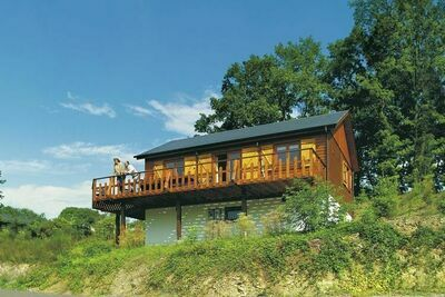 Belle maison de vacances à La Roche-en-Ardenne avec sauna