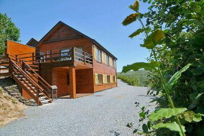 Maison de vacances à La Roche-en-Ardenne avec terrasse