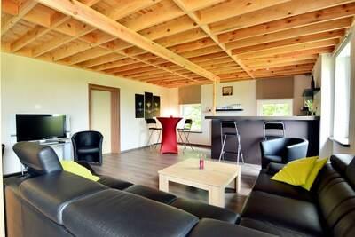 Maison de vacances cosy, proche forêt, à La Roche-en-Ardenne