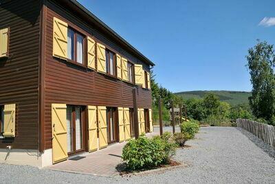 Maison de vacances à La Roche-en-Ardenne avec barbecue