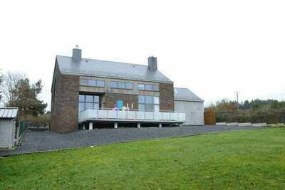 Maison de vacances moderne avec jardin à La Roche-en-Ardenne