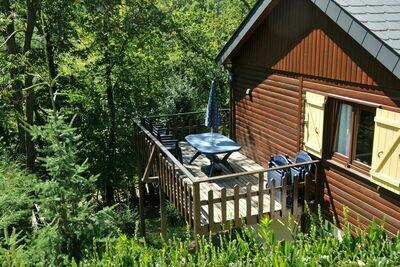 Maison de vacances tranquille avec sauna à La Roche