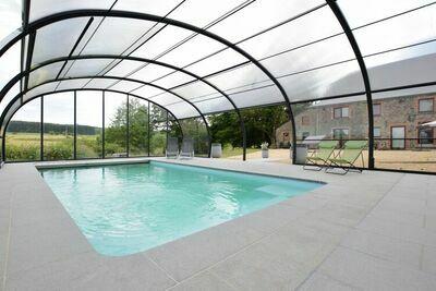 Gîte cosy avec piscine dans les Ardennes