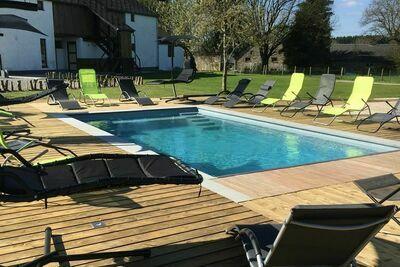 Maison de vacances La Roche-en-Ardenne avec piscine