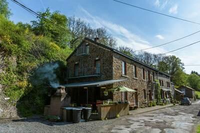 Maison de vacances dans la vallée de l'Ourthe à Rendeux