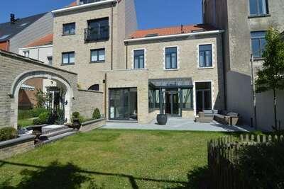 Villa spacieuse à Knokke-Heist avec jardin