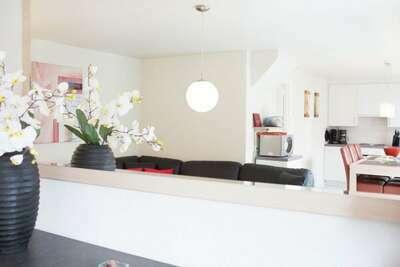 Agréable maison de vacances au bord de la mer à De Haan