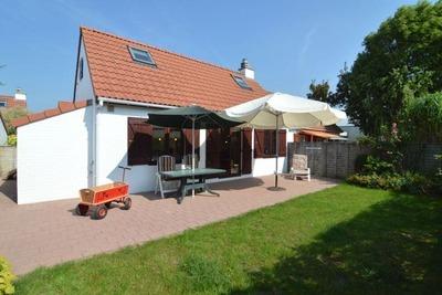Maison de vacances moderne à De Haan près de la mer