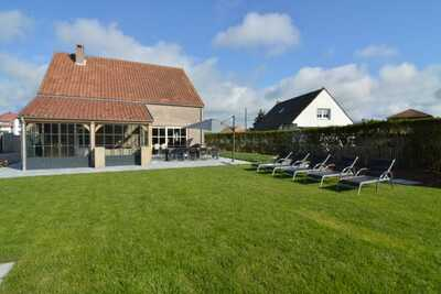 Charmante maison de vacances avec jacuzzi à Middelkerke