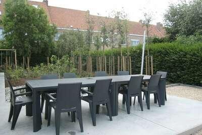 Villa de luxe avec jardin à Nieuwpoort