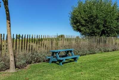 Ferme accueillante avec jardin clôturé proche lac à Vleteren