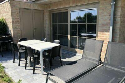 Maison de vacances confortable près de Westhoek