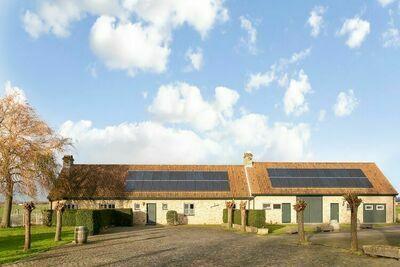 Villa de charme avec étang à Oostduinkerke