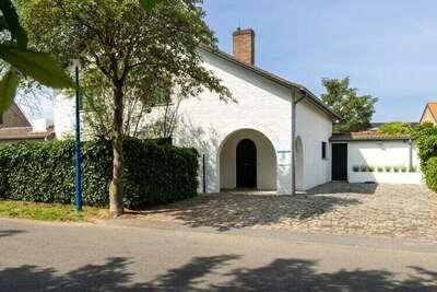 Villa de charme avec piscine privée à Koksijde