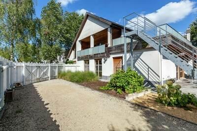 Belle villa à Koksijde avec sauna