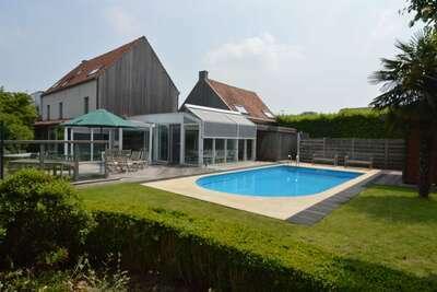 Villa luxueuse avec sauna à Zottegem pour des familles