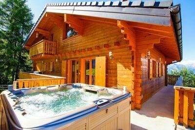 Belle maison de vacances à Riddes avec sauna
