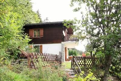 Maison de vacances confortable près des pistes à Arbaz