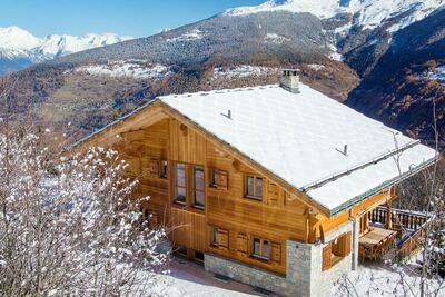 Superbe Chalet avec sauna aux Collons