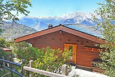 Chalet de luxe près de Veysonnaz avec Terrasse