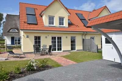 Grande maison de vacances près de la mer Baltique à Rerik