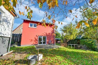Maison de vacances moderne à Gustow près de la mer Baltique