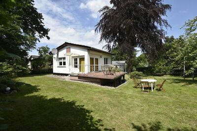 Maison de vacances calme à Steffenshagen avec grand jardin