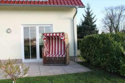 Belle maison de vacances à Kühlungsborn, sauna, proche mer