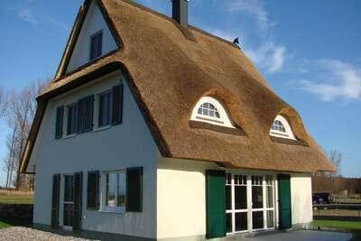Maison de vacances idyllique à Rerik avec terrasse privée